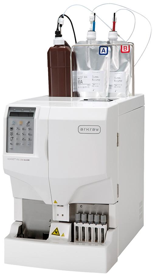 グリコヘモグロビン測定装置(糖尿病検査)